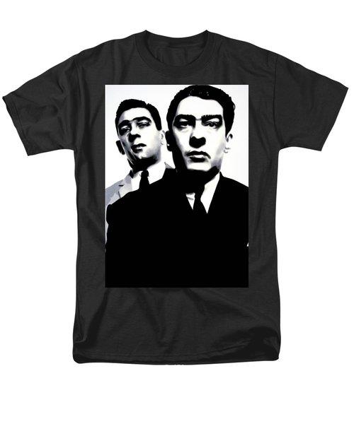 Kray Twins Men's T-Shirt  (Regular Fit) by Luis Ludzska