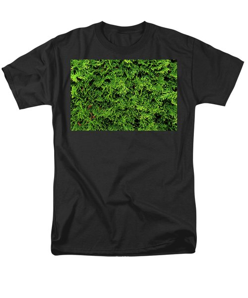 Men's T-Shirt  (Regular Fit) featuring the photograph Life In Green by Dorin Adrian Berbier