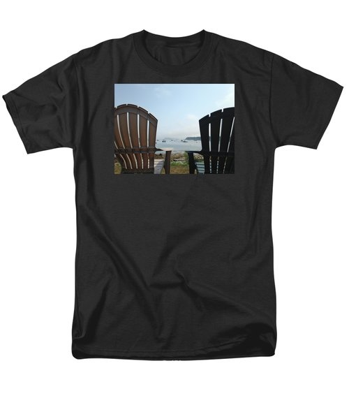 Men's T-Shirt  (Regular Fit) featuring the digital art Laid Back by Olivier Calas