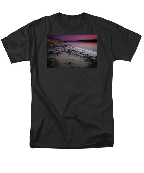 Lake Sunset Vii Men's T-Shirt  (Regular Fit)