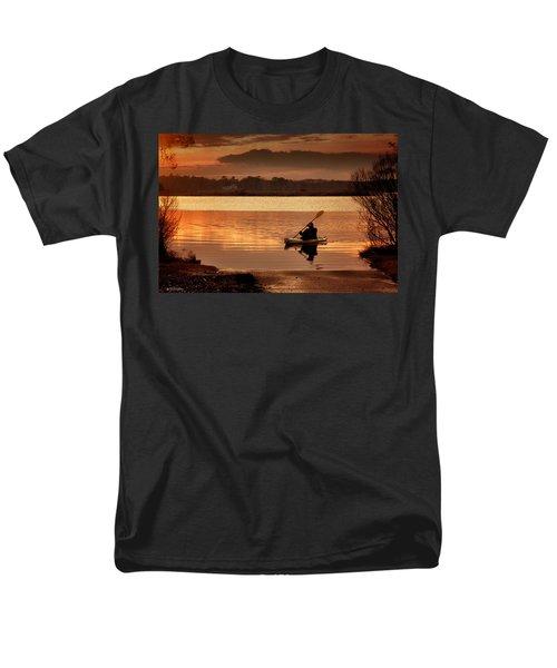 Landing Men's T-Shirt  (Regular Fit) by Phil Mancuso