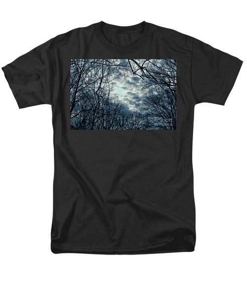 Men's T-Shirt  (Regular Fit) featuring the photograph Last Light by Sandy Moulder