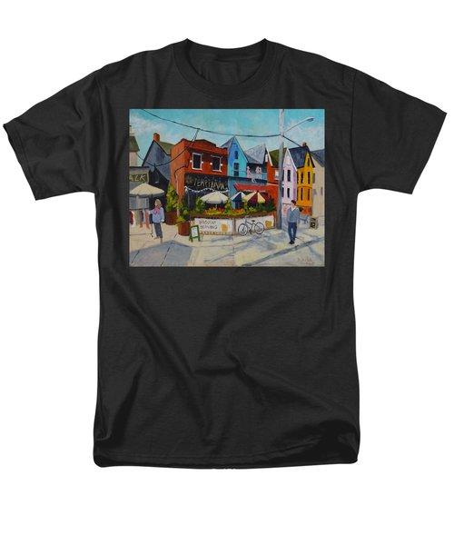 Last Temptation Men's T-Shirt  (Regular Fit)
