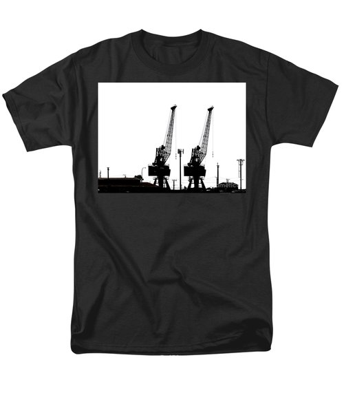 Men's T-Shirt  (Regular Fit) featuring the photograph Last To The Ark by Stephen Mitchell