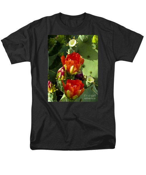 Late Bloomer Men's T-Shirt  (Regular Fit) by Kathy McClure