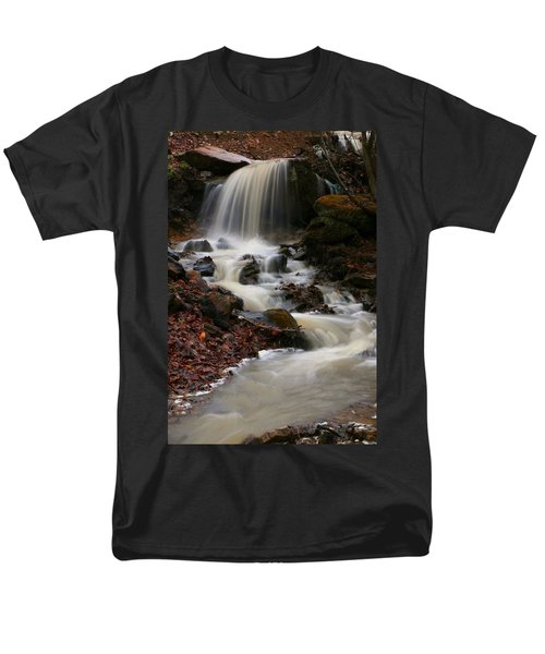 Men's T-Shirt  (Regular Fit) featuring the photograph Latrobe Pa by Denise Moore
