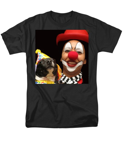 Laugh Out Loud Men's T-Shirt  (Regular Fit) by Ian  MacDonald