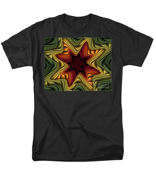Layers Of Color Men's T-Shirt  (Regular Fit) by Deborah Benoit