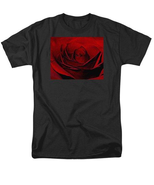 Layers Of Love Men's T-Shirt  (Regular Fit) by Ernie Echols