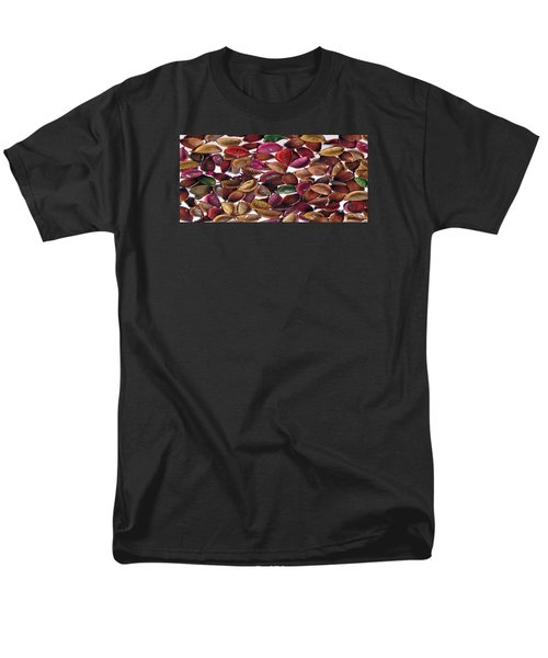 Leaves Men's T-Shirt  (Regular Fit) by Mirfarhad Moghimi