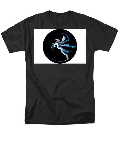 Legendary Horse Pegasus Men's T-Shirt  (Regular Fit) by Thibault Toussaint