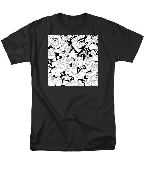 Lego-esque Men's T-Shirt  (Regular Fit) by Lou Belcher