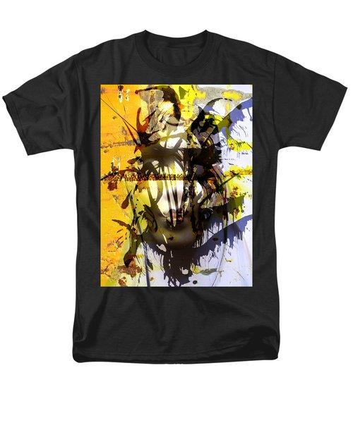 Lemon To Wounds  Men's T-Shirt  (Regular Fit) by Jerry Cordeiro