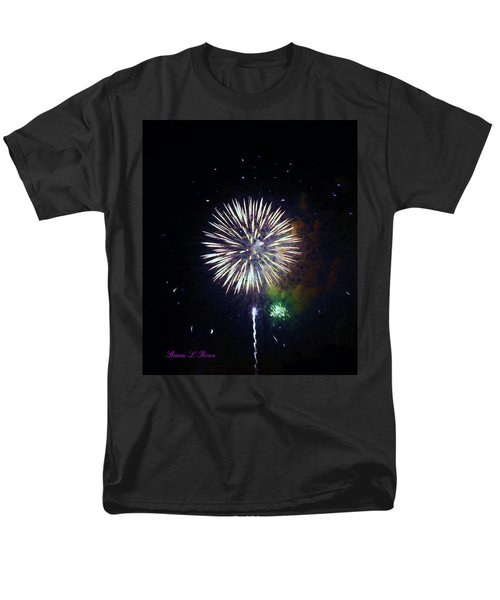 Men's T-Shirt  (Regular Fit) featuring the photograph Lets Celebrate by Shana Rowe Jackson