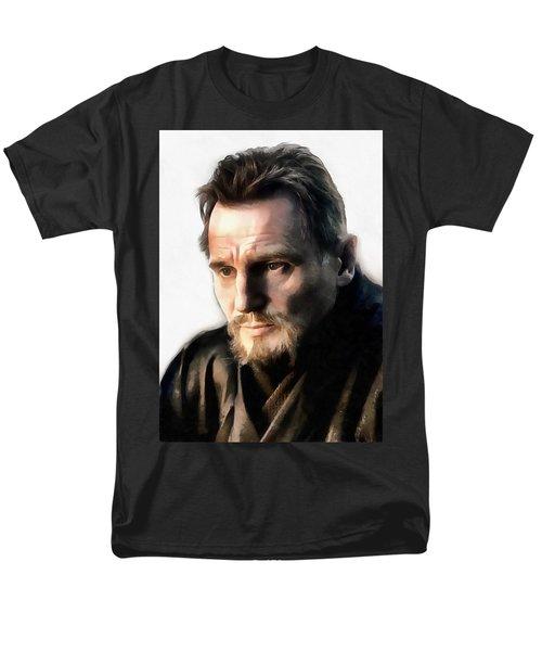 Liam Neeson Men's T-Shirt  (Regular Fit) by Sergey Lukashin