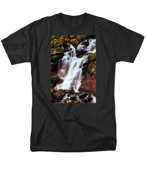 Life From Above Men's T-Shirt  (Regular Fit) by Rick Furmanek