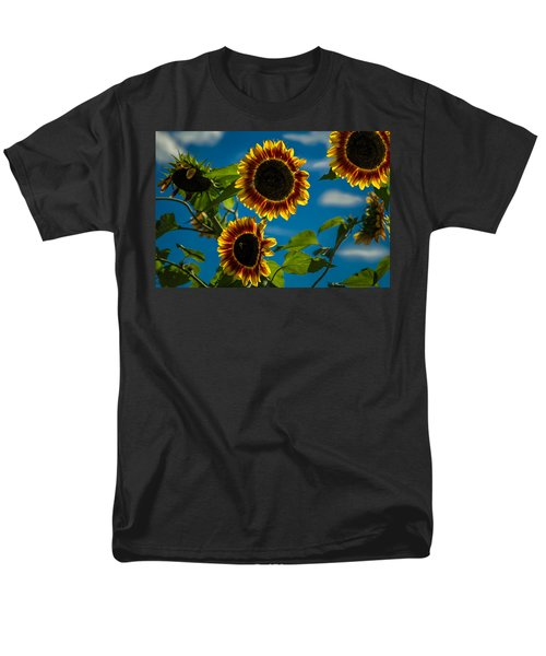 Men's T-Shirt  (Regular Fit) featuring the photograph Life Of A Bumble Bee by Jason Moynihan