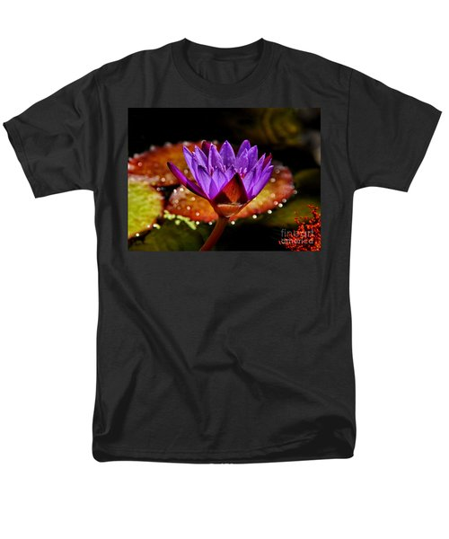 Life On The Pond 2 Men's T-Shirt  (Regular Fit) by Andrea Kollo