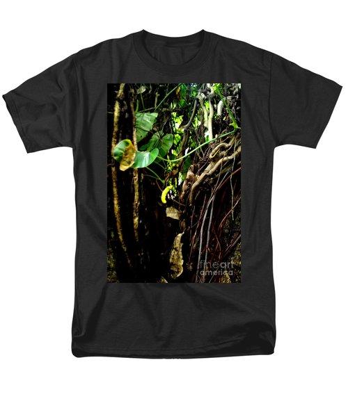 Men's T-Shirt  (Regular Fit) featuring the photograph Life by Rushan Ruzaick