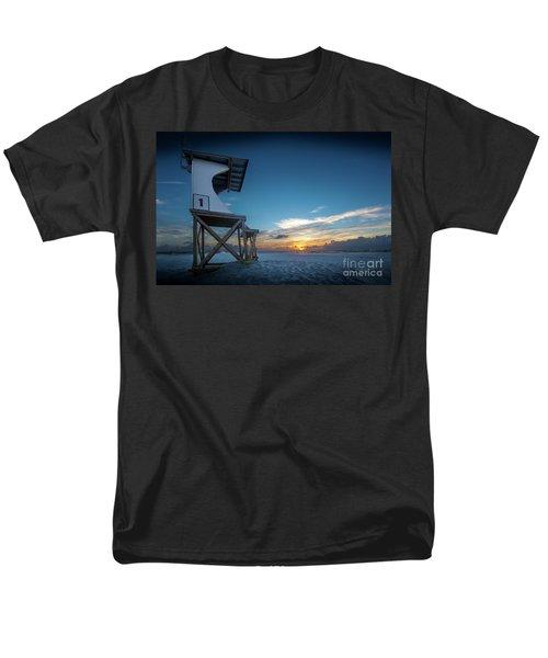 Lifeguard Men's T-Shirt  (Regular Fit) by Brian Jones