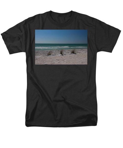 Life's A Beach Men's T-Shirt  (Regular Fit) by Michiale Schneider