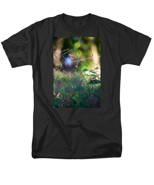 Life's Journey Men's T-Shirt  (Regular Fit) by Tracy Male