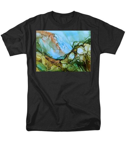 Light My Fire Men's T-Shirt  (Regular Fit)