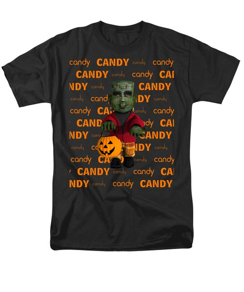 Lil Monster Halloween Men's T-Shirt  (Regular Fit) by Methune Hively