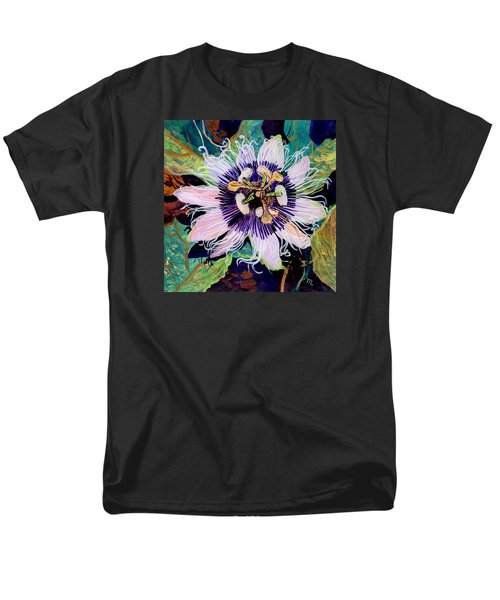 Lilikoi Men's T-Shirt  (Regular Fit) by Marionette Taboniar