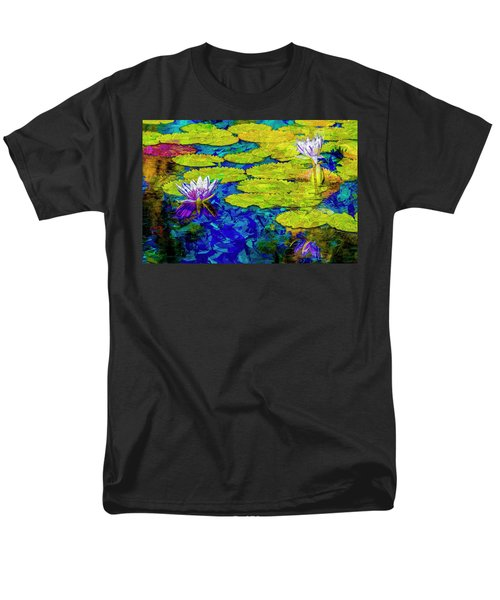 Men's T-Shirt  (Regular Fit) featuring the photograph Lilly by Paul Wear