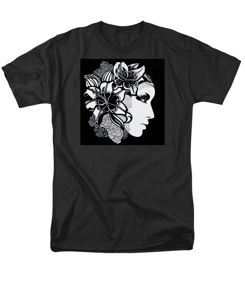 Lily Bella Men's T-Shirt  (Regular Fit) by Yelena Tylkina