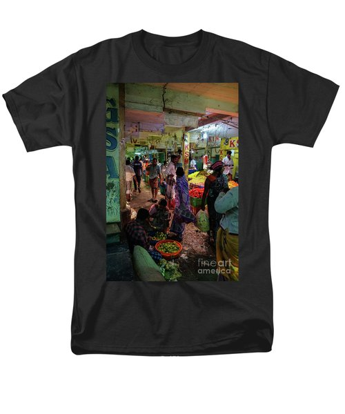 Men's T-Shirt  (Regular Fit) featuring the photograph Limes For Sale by Mike Reid