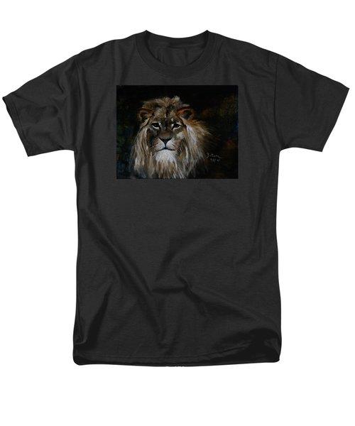 Sargas The Lion Men's T-Shirt  (Regular Fit) by Barbie Batson