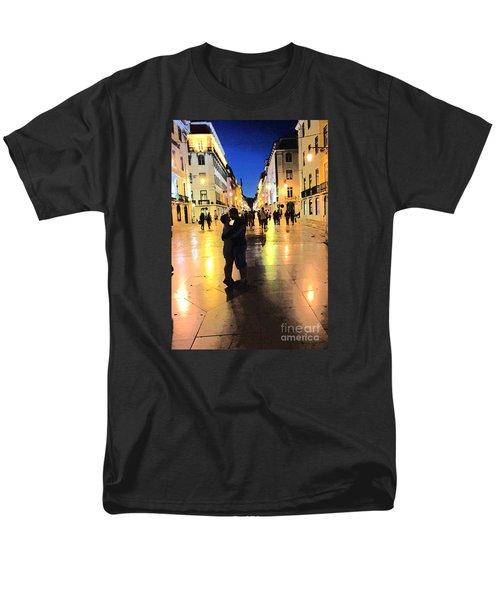 Lisbon Love Men's T-Shirt  (Regular Fit) by Tom Wurl