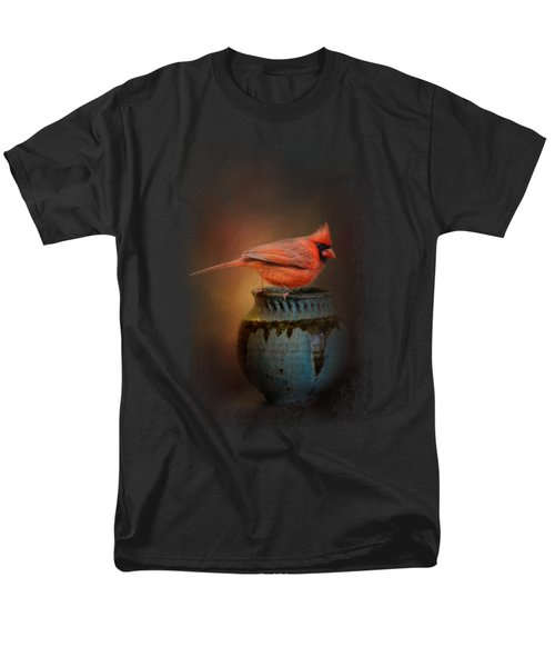 Little Red Guardian Men's T-Shirt  (Regular Fit) by Jai Johnson