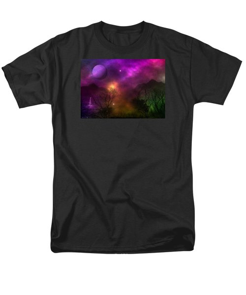 Men's T-Shirt  (Regular Fit) featuring the photograph Living In Oz by Bernd Hau