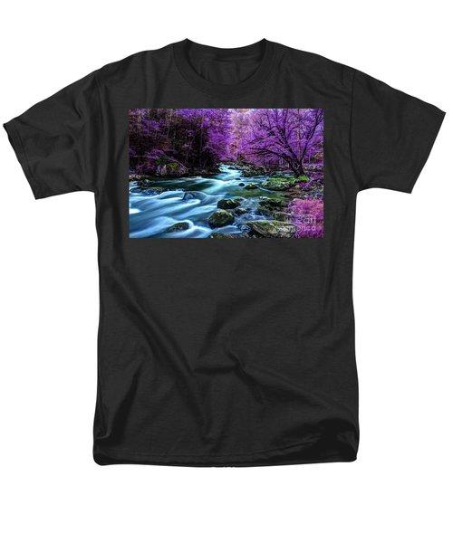Living In Yesterday's Dream Men's T-Shirt  (Regular Fit) by Michael Eingle