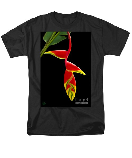 Lobster Claw Men's T-Shirt  (Regular Fit) by Rand Herron