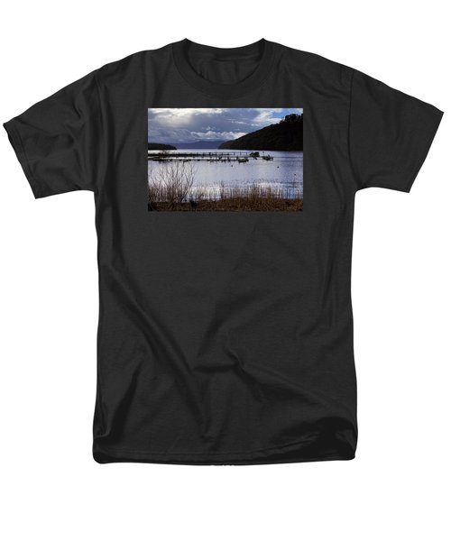 Men's T-Shirt  (Regular Fit) featuring the photograph Loch Lomond by Jeremy Lavender Photography