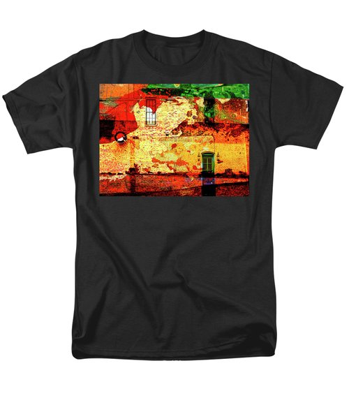Lone Star Men's T-Shirt  (Regular Fit) by Don Gradner