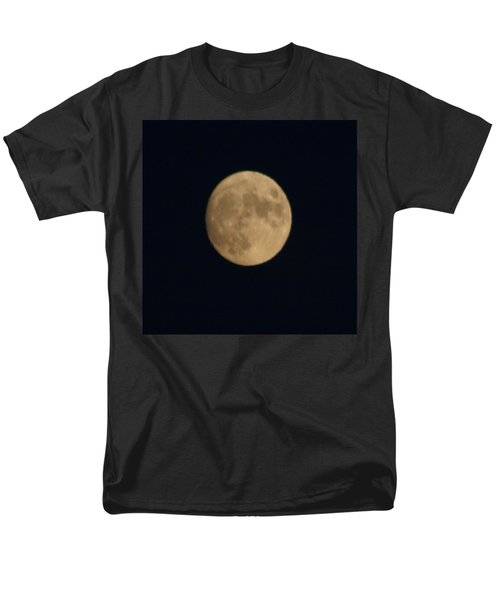 Men's T-Shirt  (Regular Fit) featuring the digital art Longest Flying Balloon Ever by Gary Baird
