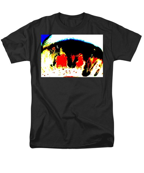 Look At Me Men's T-Shirt  (Regular Fit) by Tim Townsend