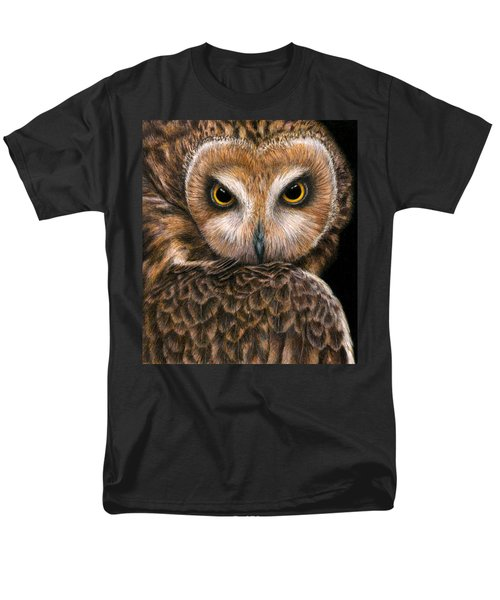 Look Into My Eyes Men's T-Shirt  (Regular Fit) by Pat Erickson