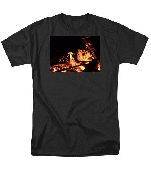 Looking Men's T-Shirt  (Regular Fit) by Janet  Dagenais Rockburn