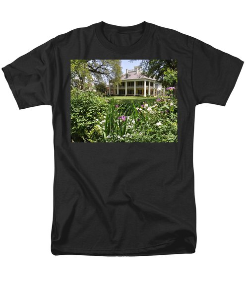 Men's T-Shirt  (Regular Fit) featuring the photograph Louisiana April by Helen Haw