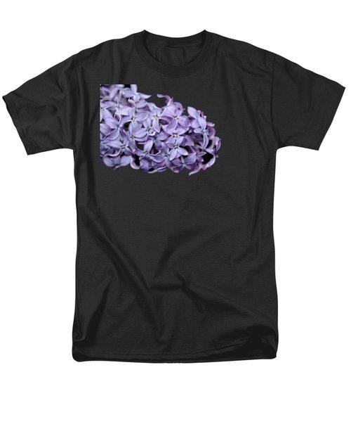 Love In Lilac Men's T-Shirt  (Regular Fit) by Debbie Oppermann