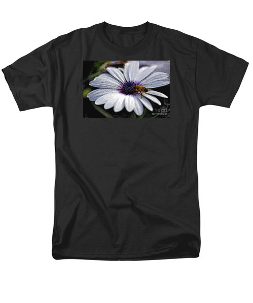 Men's T-Shirt  (Regular Fit) featuring the photograph Lunchtime  by Juls Adams