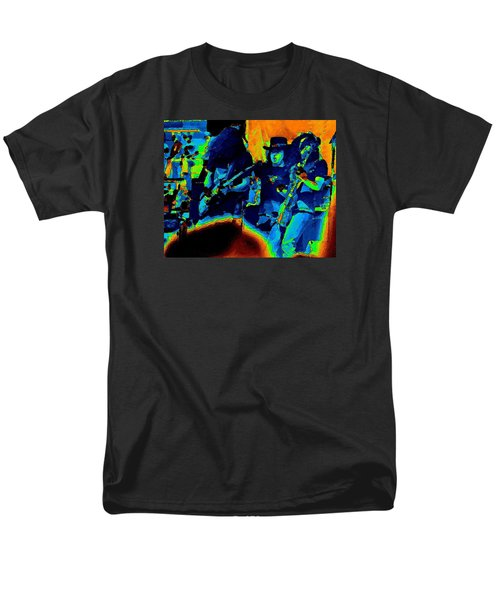 Men's T-Shirt  (Regular Fit) featuring the photograph L S Pastel Oakland 2 by Ben Upham
