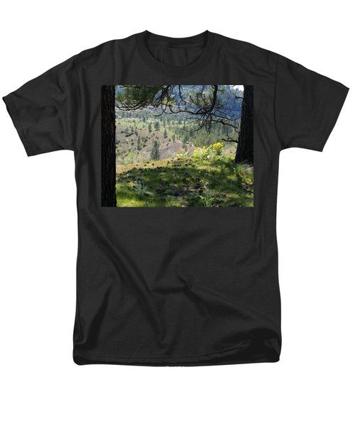 Men's T-Shirt  (Regular Fit) featuring the photograph Made In The Shade by Ben Upham III