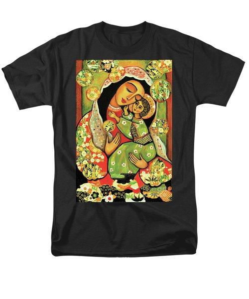 Madonna And Child Men's T-Shirt  (Regular Fit)